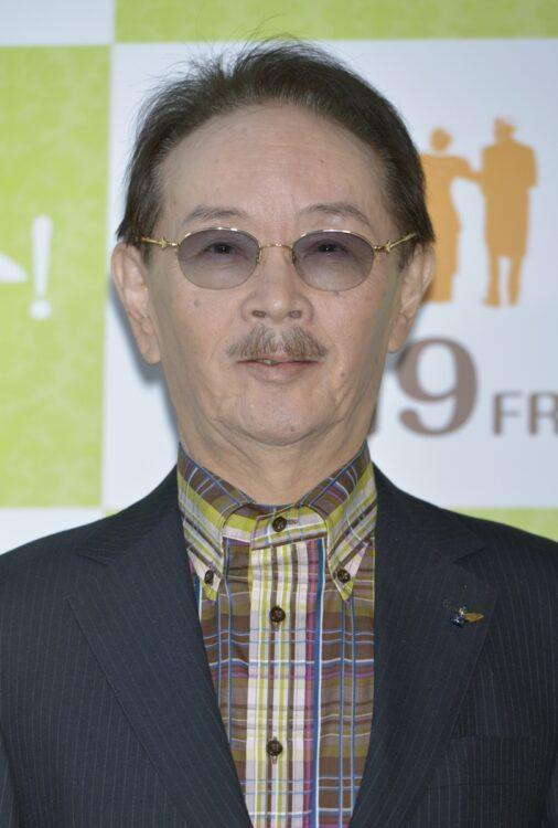 映画監督の山本晋也氏(時事通信フォト)