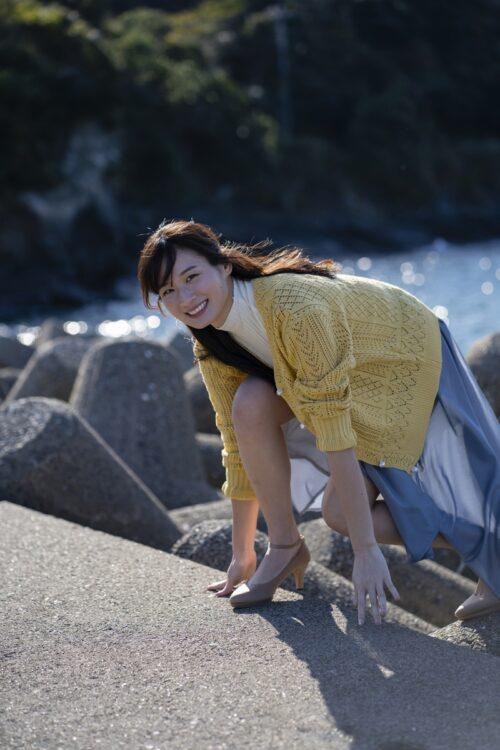 デジタル写真集『清瀬汐希 いちばん星みつけた』が絶賛発売中