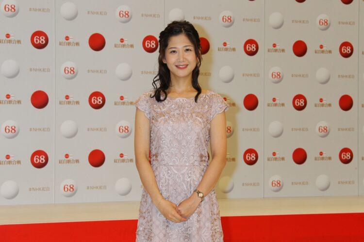 朝のニュースなどを担当するNHK桑子真帆アナ(写真/ロケットパンチ)