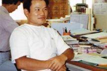 【話の肖像画】作家・安部龍太郎(65)(10)アポなしで井伏鱒二さん宅へ