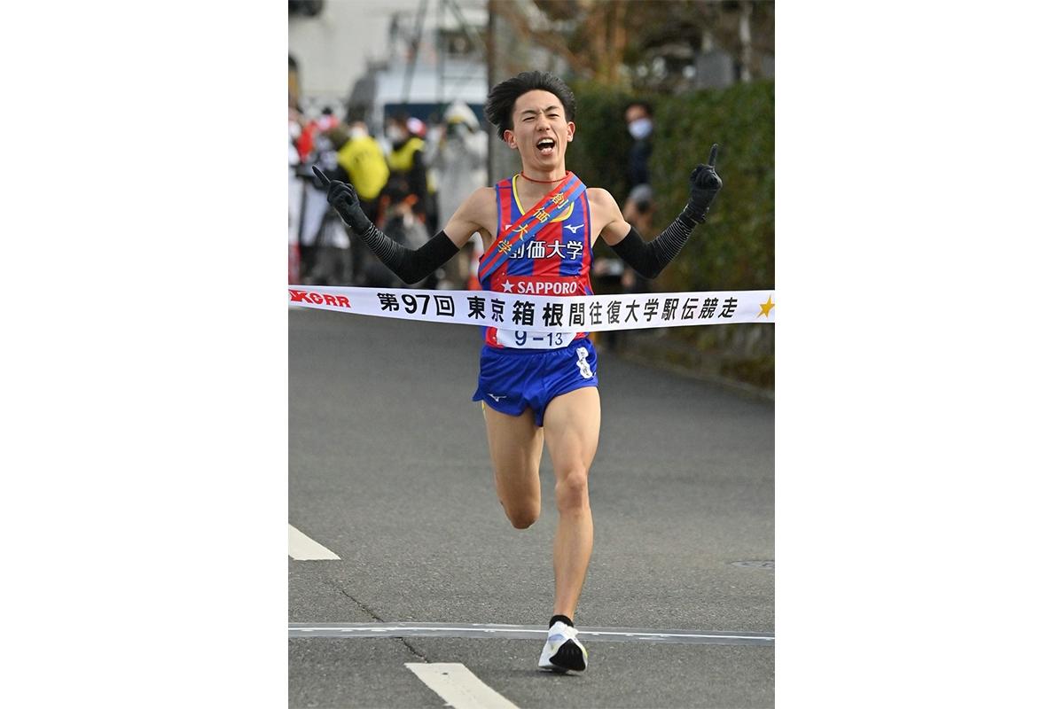 駅伝 創価 学 大学 会員 部