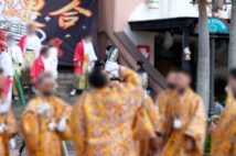 沖縄では、例年と変わらぬ成人式の光景が