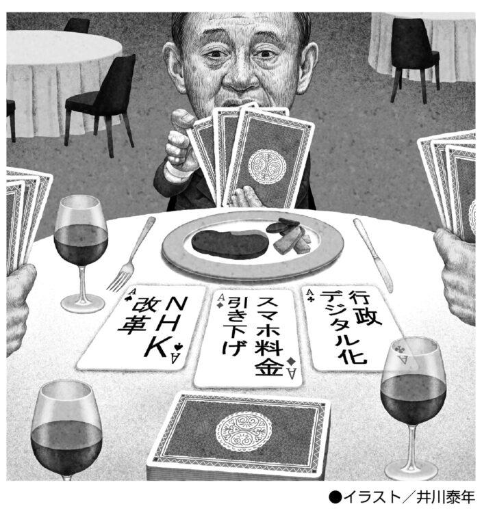 菅政権の政策に批判が集まる理由は?