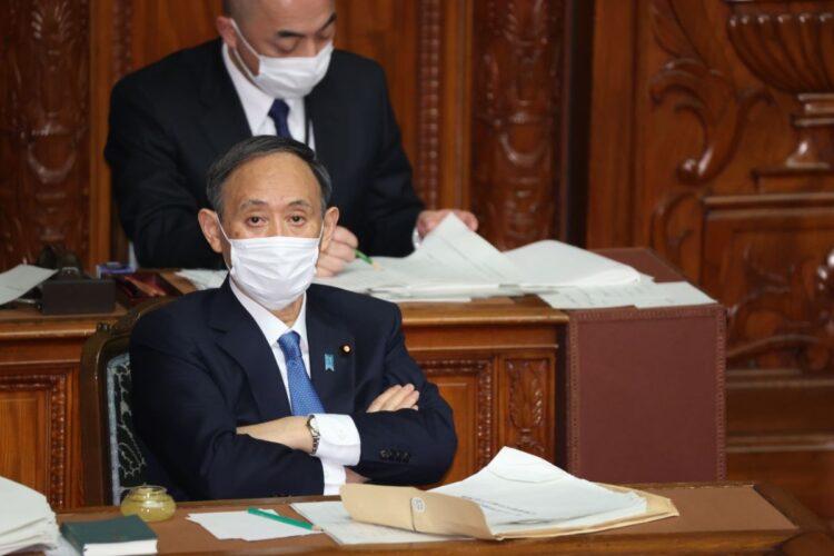 菅義偉・首相は「必要があればやる」と度々口にするが…
