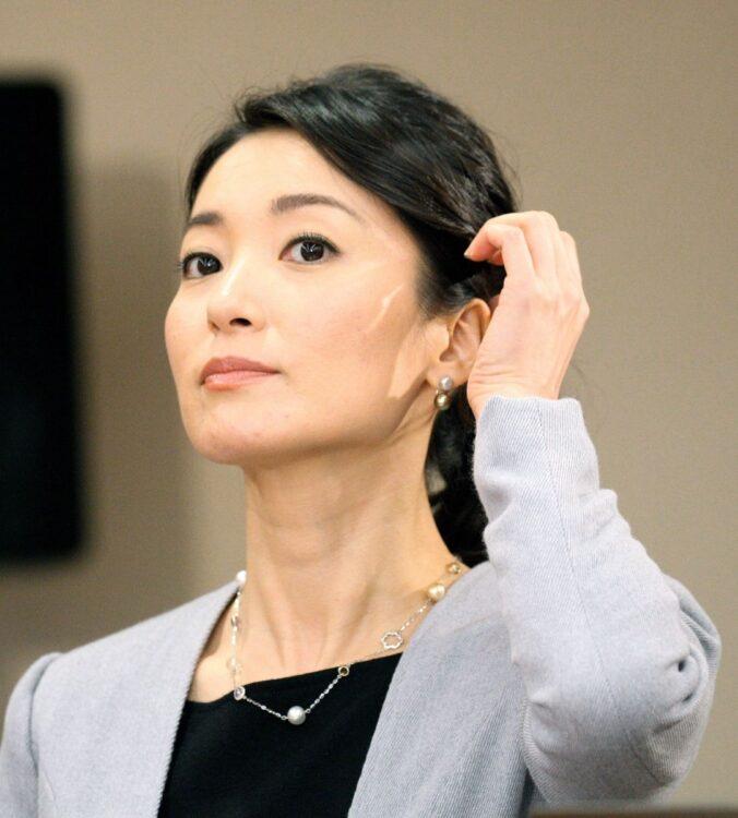 いよいよ報道系アナの女王へ(時事)