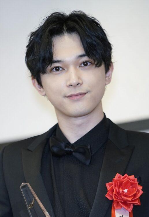 2021年大河ドラマ主演、渋沢栄一を演じる吉沢亮(時事通信フォト)
