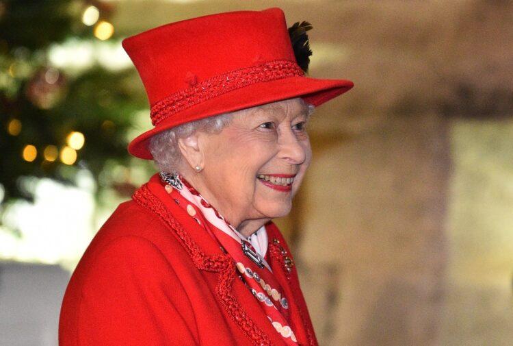 エリザベス女王はコロナワクチンの接種を公表(写真/AFP=時事)