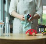 おもちゃは消毒した方がよい?簡単な消毒方法3選