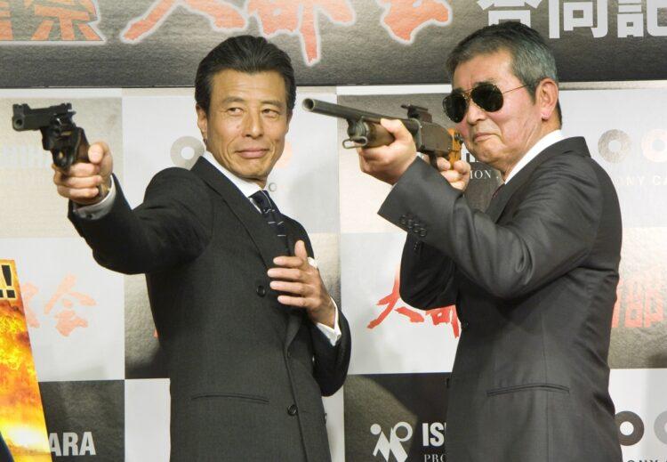 刑事ドラマで一世を風靡(2012年1月)