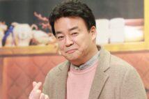 韓国で絶大な人気を誇る料理研究家、ペク・ジョンウォン氏(Top Photo/時事通信フォト)
