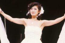山口百恵さん 引退コンサートで語った「21才の本音」MC全記録