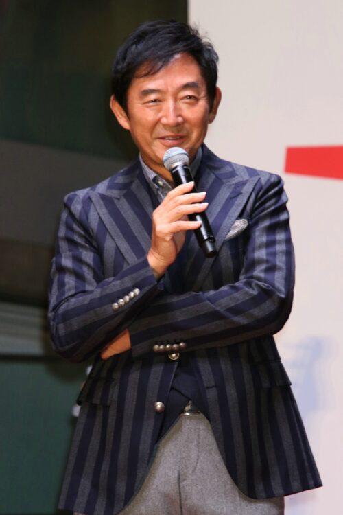 石田純一氏は血液検査の数値悪化で入院期間が延びた(時事通信フォト)