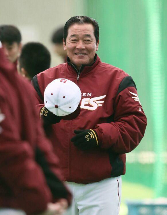梨田昌孝氏も退院直後、精神的な不調に悩まされていたという(時事通信フォト)