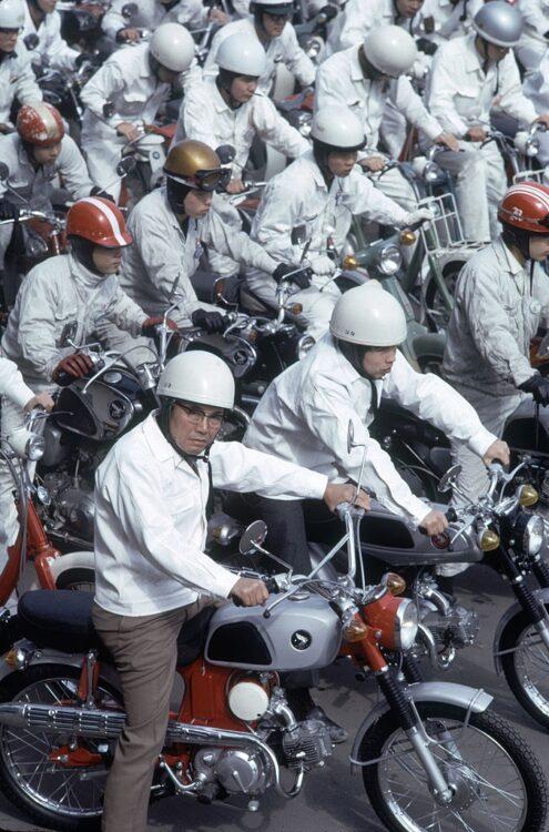 本田宗一郎氏なら、コロナ禍でどんな取り組みをするか?(Getty Images)