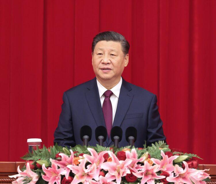 中国政府は「クラブハウス」ブームをどう対応するのか(中国通信/時事通信フォト)