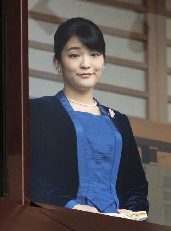眞子内親王は2016年4月から東京大学総合研究博物館のIMTに特任研究員として勤務(時事通信フォト)