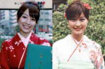 小川彩佳と田中みな実 青学テニスサークルの先輩・後輩だった頃