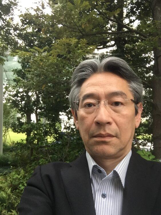雑誌『経済界』編集局長の関慎夫氏