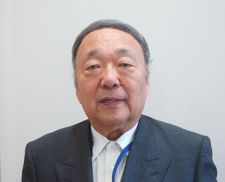 堀氏は今の日本には「商売人」気質と「スピード感」が必要だと指摘した(時事)