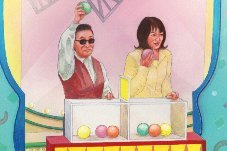 タモリは、有賀さつきアナと共演した『笑っていいとも!』や『Mステ』で、若手アナに慕われる