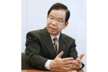 志位和夫・委員長は「海警法の施行は国際法に違反」するとして撤回を求める談話を発表(時事通信フォト)