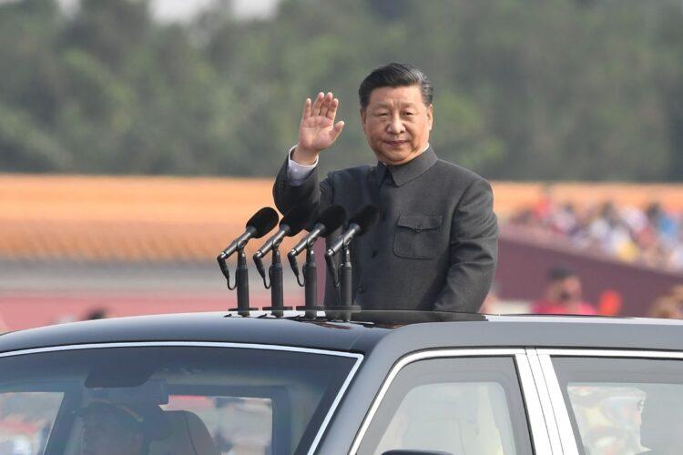 中国は力ずくで物事を進めることを厭わない国だ(EPA=時事)