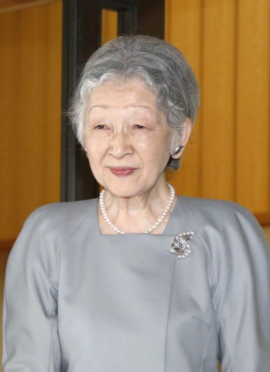 緒方貞子さんと親交の深かった上皇后(写真/共同通信社)