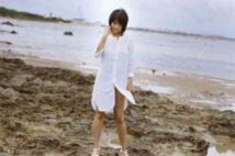 範田紗々の10年前の秘蔵ショットを公開
