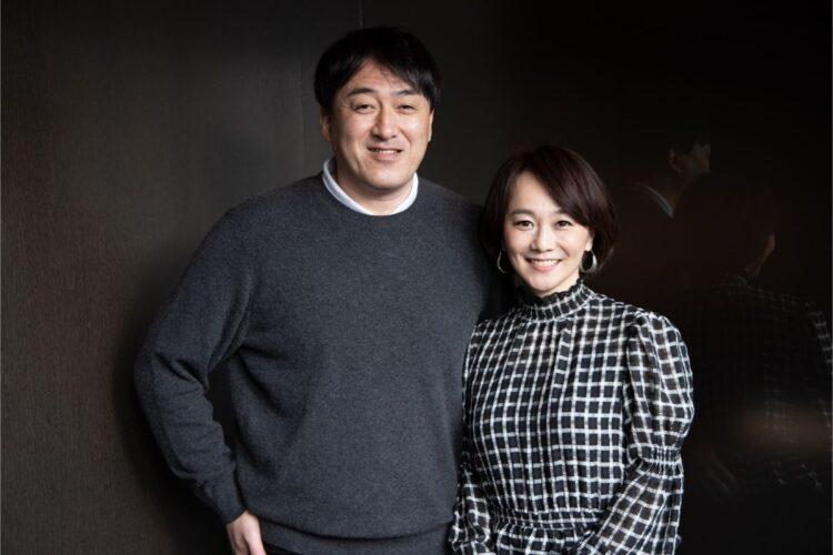 木佐アナ&石井監督 感染対策は「周りに厳しい分、自分たちも万全」