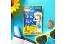 美容成分たっぷり!春夏の強い陽射しとたたかうキャンディ『春夏美人』が新発売