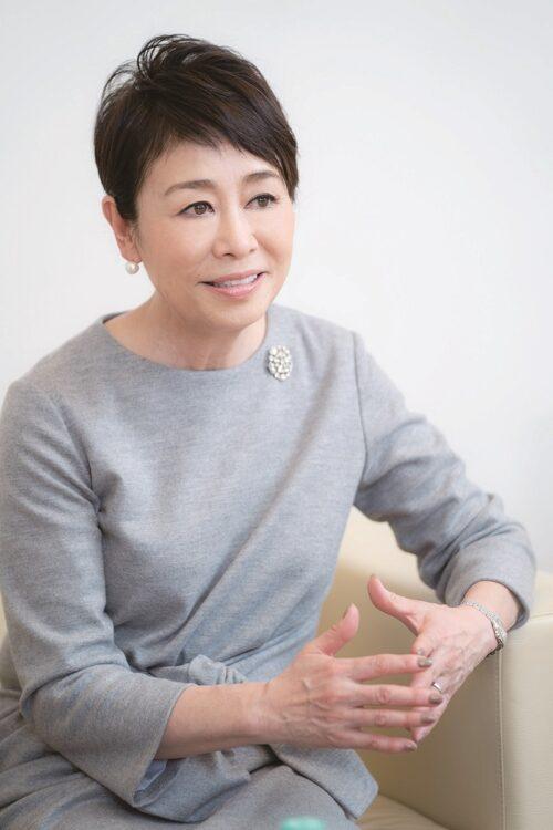 安藤優子アナが母の認知症について語る