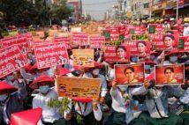 ミャンマーのクーデターは世界が見守る