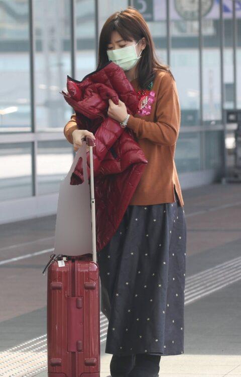 台湾には家族がいる