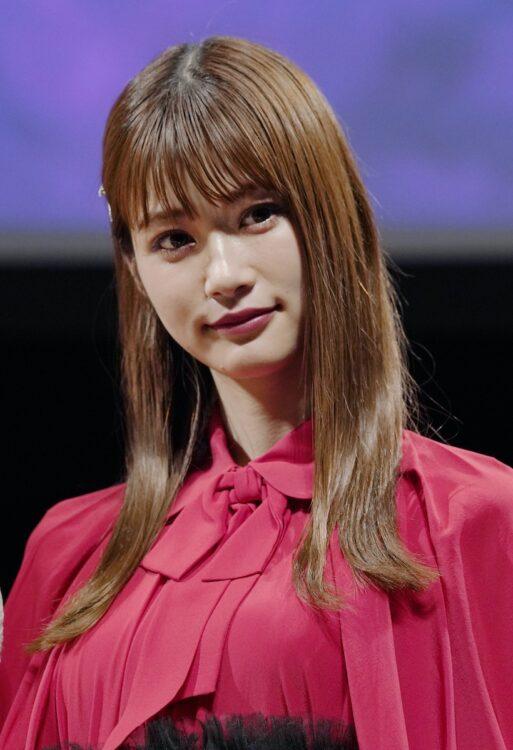 女優デビューに注目集まる(時事通信フォト)