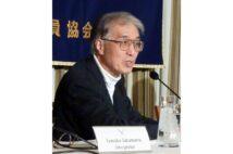 京都大学原子炉実験所の助教だった小出裕章氏(写真/共同通信社)
