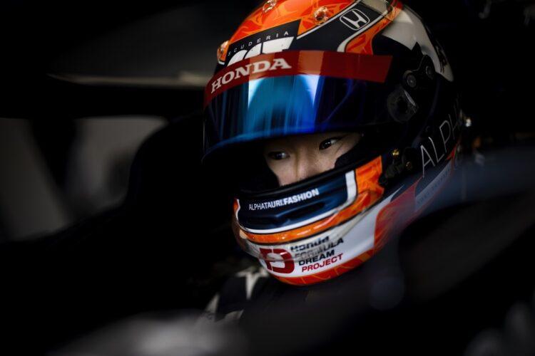 昨年はFIAルーキー・オブ・ザ・イヤーに輝いた角田裕毅選手。F1での日本人初優勝の期待がかかる