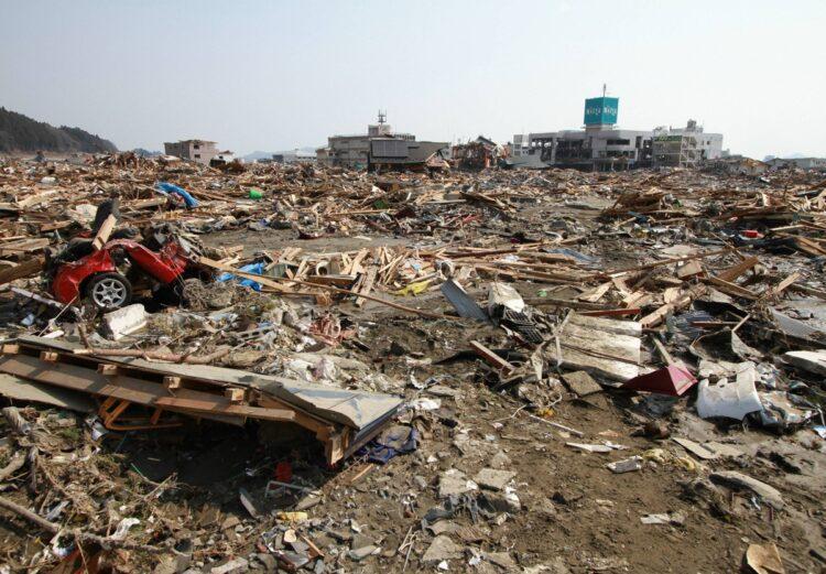 スーパー南海大地震発生なら被害は?(時事通信フォト)