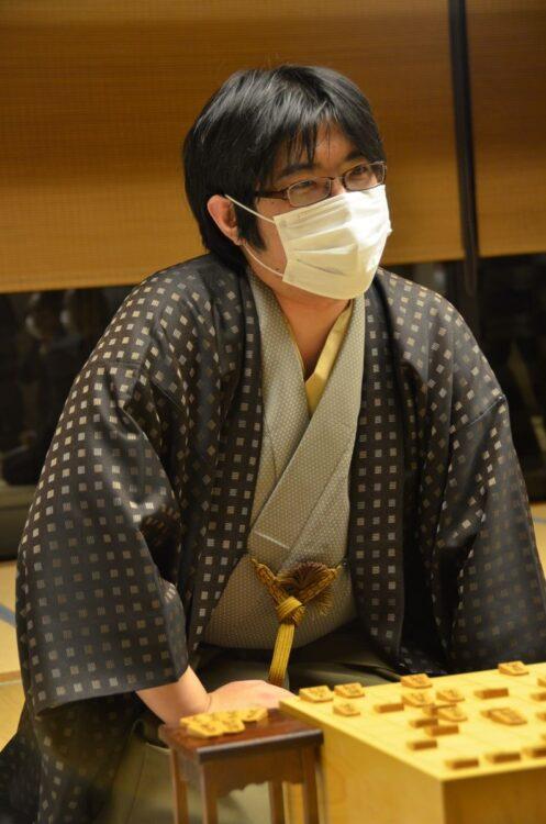 大阪大学大学院では哲学を専攻していた糸谷哲朗八段(写真提供/日本将棋連盟)
