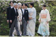 美智子さま、雅子さま、眞子さま、佳子さま 皇族方を彩った桜たち