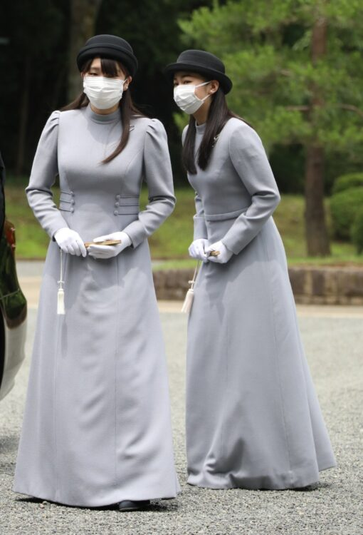 2020年6月 香淳皇后二十年式年祭の儀(撮影/JMPA)