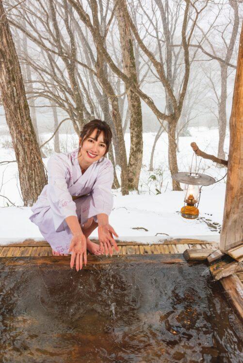 相場詩織アナが秋田のおすすめスポットを紹介
