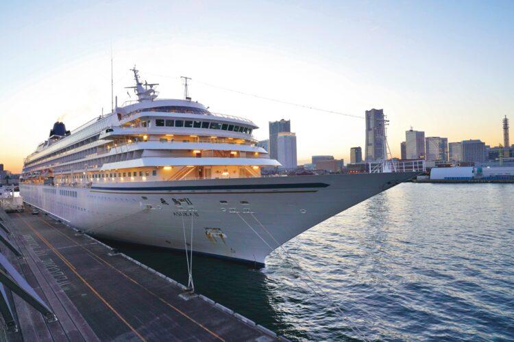 日本最大の豪華客船「飛鳥Ⅱ」では新たな船旅様式をどう提供するか