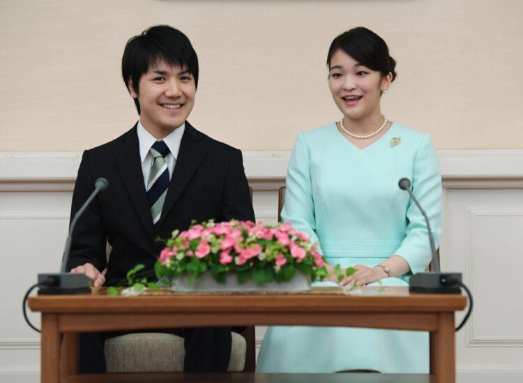 小室圭さんとメーガン妃、どこが似てる?(時事通信フォト)