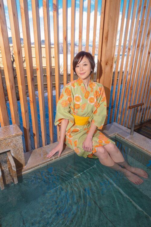 葛巻舞香アナが地元温泉の魅力とおすすめスポットを語る