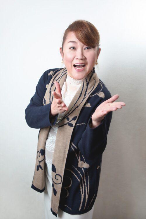 山田邦子が40周年を迎えた自身の芸能生活を振り返る