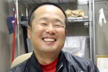 聖カタリナ学園の越智良平監督