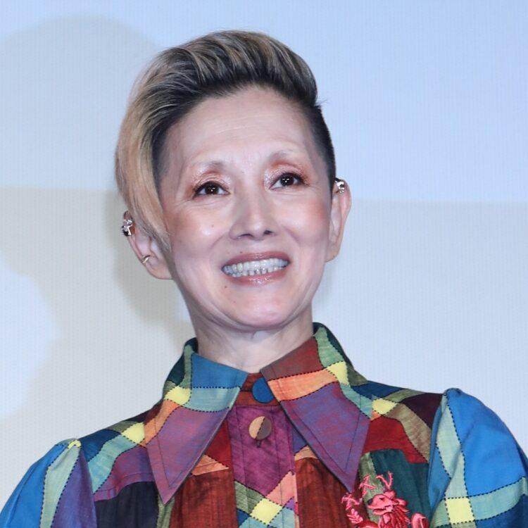 夏木マリ(68才)