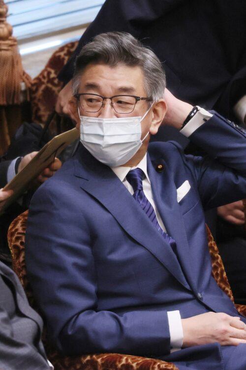 二階派幹部の武田良太・総務相(時事通信フォト)