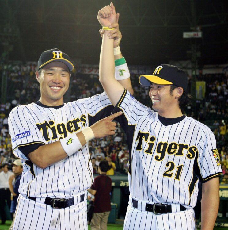 プロ野球「開幕ダッシュ」の天国と地獄を振り返る(写真は2008年の阪神)