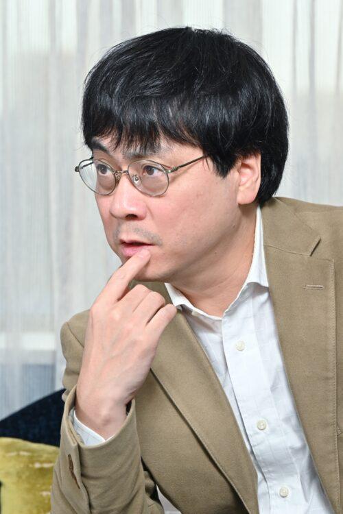 京都大学ウイルス・再生医科学研究所准教授の宮沢孝幸氏